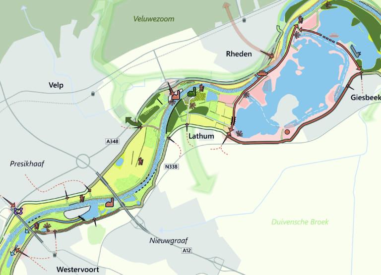 MIRT-verkenning Rivierklimaatpark IJsselpoort